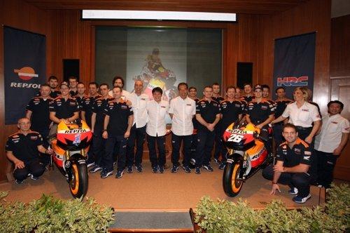 Equipo Repsol Honda Team