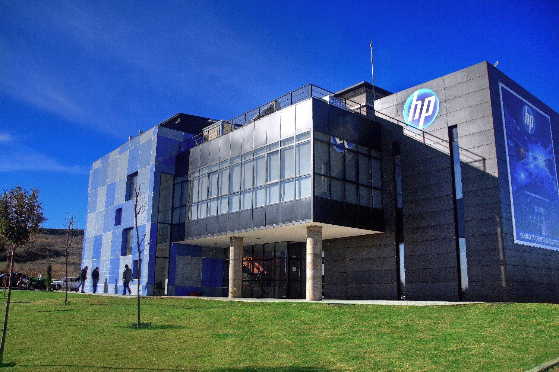 Edificio de HP