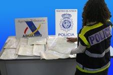 Cocaína Intervenida En Tarragona
