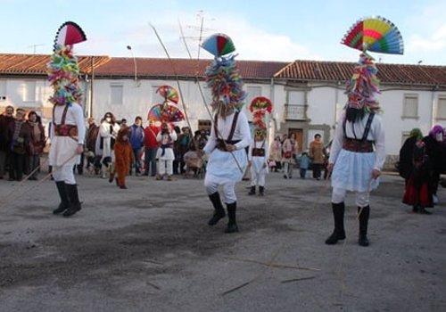 Celebración Del Antruejo De Velilla De La Reina.