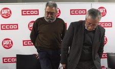 Sindicatos se manifestarán en toda españa el 19 de febrero