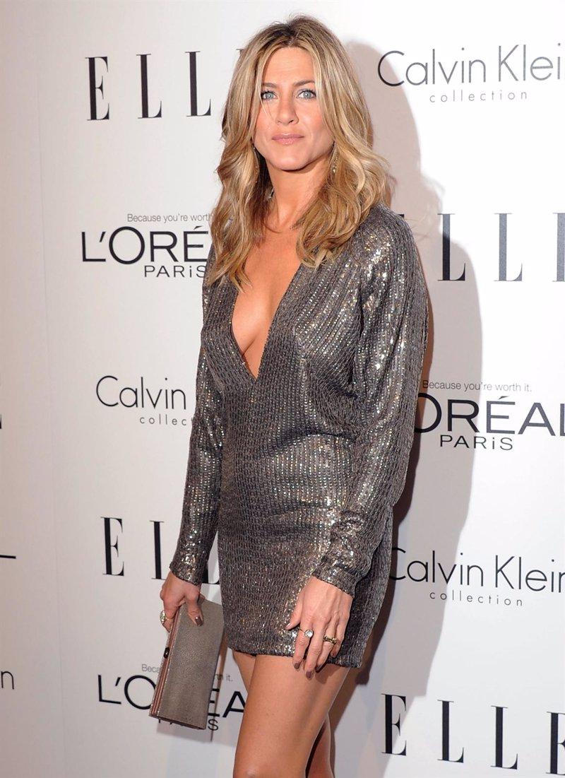 Jennifer Aniston Ya Tiene Nueva Pel Cula