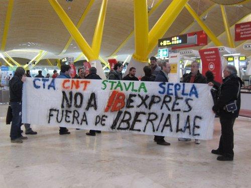 Huelga Iberia