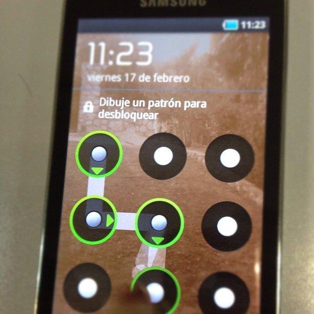Android Desbloqueo