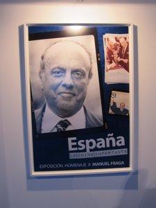 Exposicion Sobre Fraga En El Congreso Del Pp
