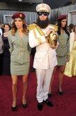 Sacha Baron Cohen en Los Oscar
