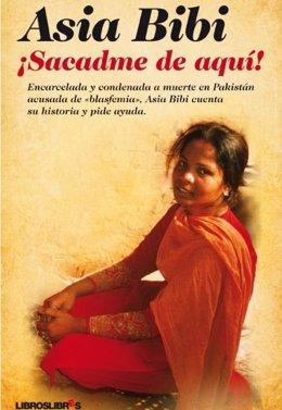 Libro ¡Sacadme De Aquí' Sobre Asia Bibi