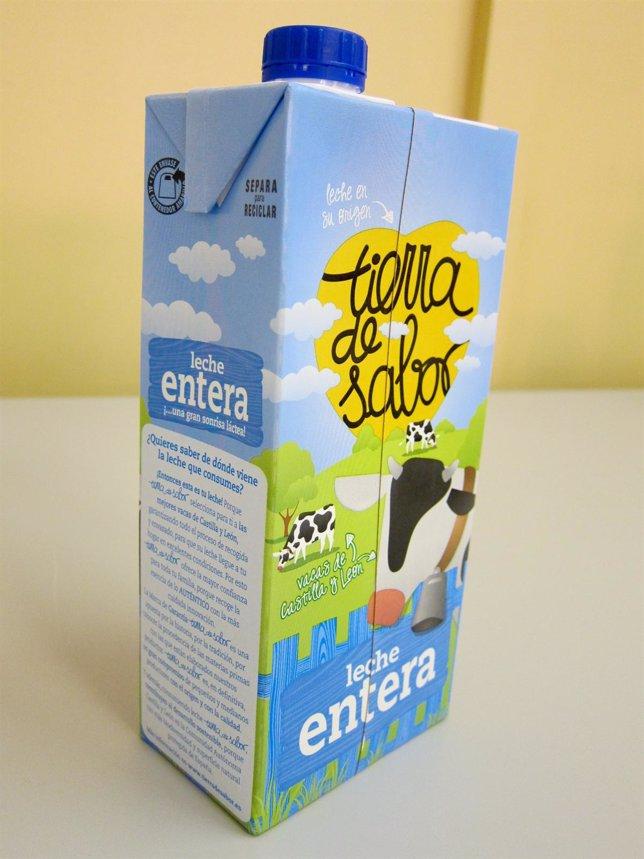 Servicio euro chorreo de leche