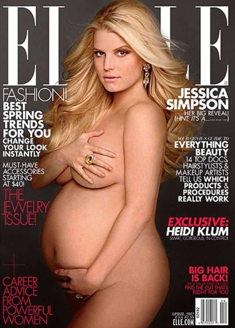 Britney Spears posa desnuda para Harpers Bazaar