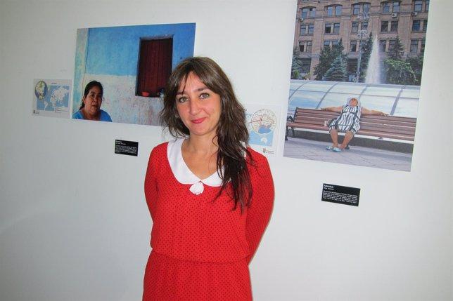 La Periodista Mónica Hernández