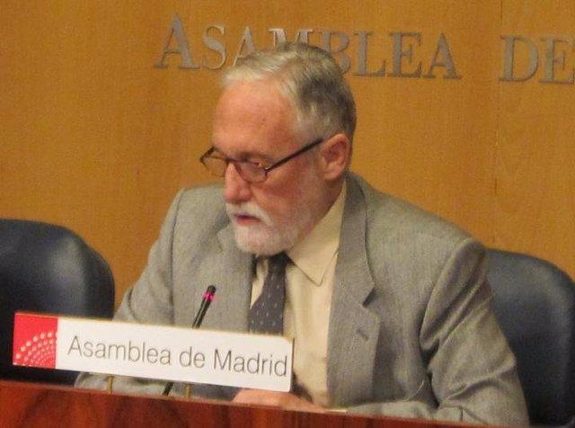 Luis De Velasco, Portavoz De Upyd En La Asamblea