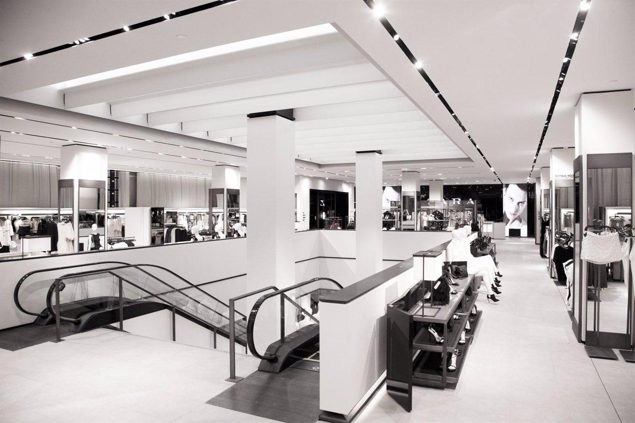 Tienda De Zara En Nueva York