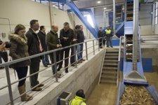 Visita A La Planta De Biomasa