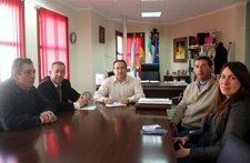 Reunión De Field Aeronaútica Y Ayuntamiento De Albox