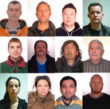 Fugitivos Internacionales Detenidos En España