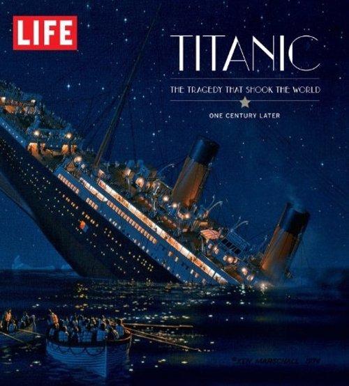 un libro resume la tr 225 gica historia titanic 100 a 241 os