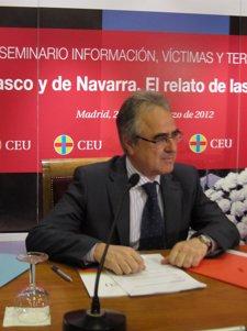 El Secretario General De Instituciones Penitenciarias, Ángel Yuste