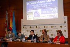 Serafín Castellano En Un Congreso Sobre Custodia Compartida