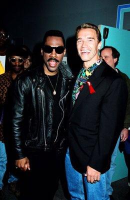 Eddie Murphy Y Arnold Schwarzenegger