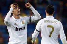 Kaka Y Ronaldo, Jugadores Del Real Madrid