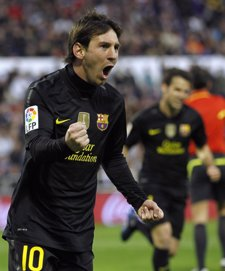El Barcelona Vence Al Zaragoza