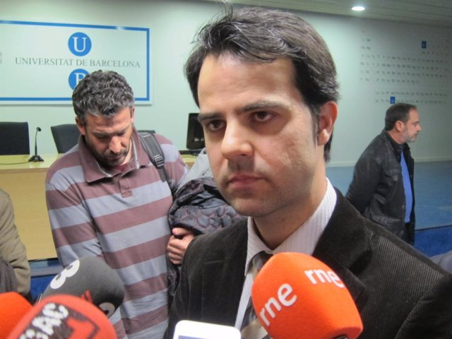 El Abogado Defensor De Los Estudiantes José Miguel Sixto