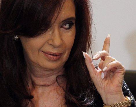 Cristina Fernández De Kichner