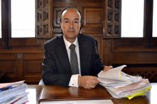 Eduardo Martínez, Presidente Audiencia Cuenca