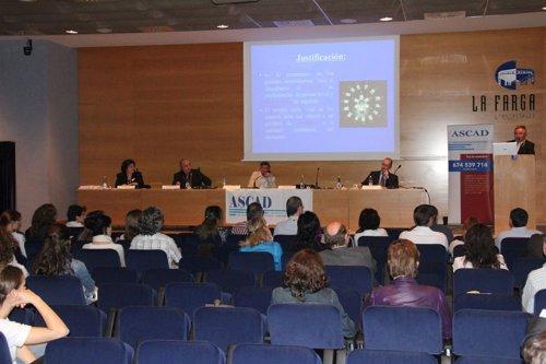 Congreso de ASCAD en Firagran. Mayo de 2012