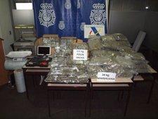 Efectos Intervenidos En La Operación Policial