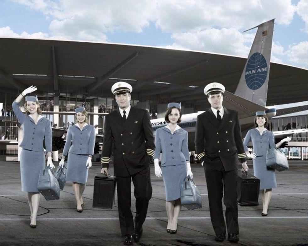La serie estadounidense Pan Am de la cadena de televisión ABC