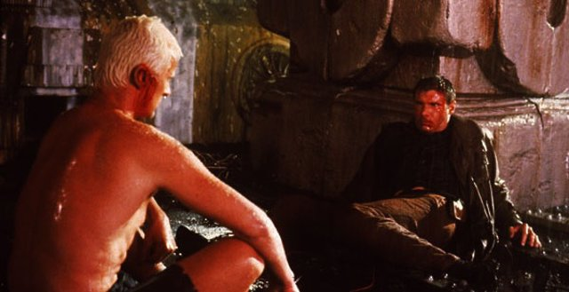 Escena de Blade Runner