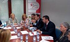 Reunión De Gómez Con Federación De Autismo