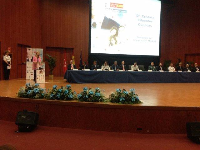 Cristina Cifuentes, Clausurando Las Jornadas