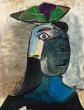 El cuadro 'Dora Maar' de Picasso, vendido por más de 6,3 millones de euros