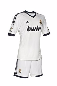 Camiseta Real Madrid 2012/2013