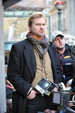 Christopher Nolan rueda The Dark Knight Rises