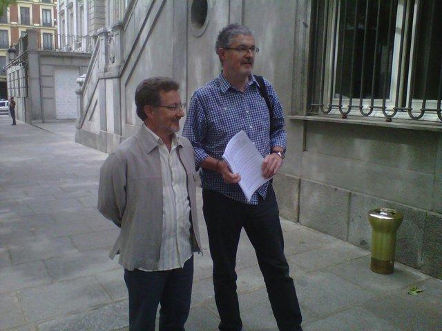 ELA Y CIG Presentan Una Denuncia En El Supremo