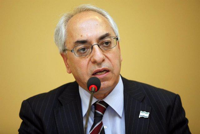 Nuevo Líder Del Consejo Nacional Sirio (CNS), Abdelbasset Sida