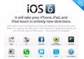 iOS 6, Siri en español, nuevo servicio de mapas e integración con Facebook