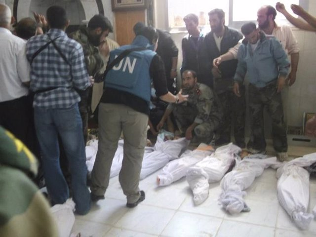 Matanza De Hula En Siria