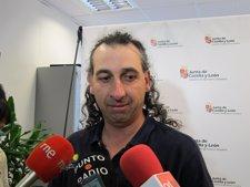 Jesús Manuel González Palacín, responsable de UCCL en CyL.