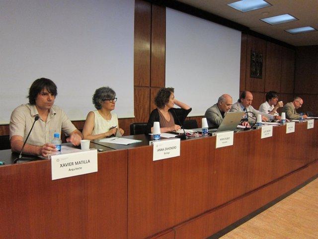 Debate Sobre Eurovegas En El COAC
