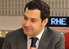 Juan Manuel Moreno. Secretario De Estado De Servicios Sociales