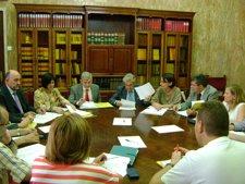 Reunión Del Comité Del PFEA En Almería