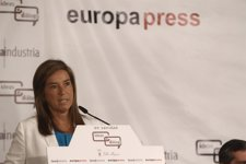 Ana Mato, En Los Desayunos De Europa Press