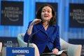 Sheryl Sandberg, la primera mujer en la junta directiva de Facebook