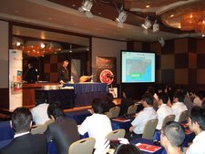 VI Seminario De Corte De Jamón Ibérico Andaluz En Japón.