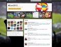 Twitter crea una página para seguir las novedades de la #Euro2012