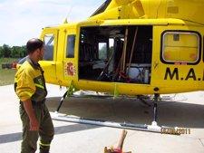 Medios Del Estado Para Ayuda A Las CCAA A Luchar Contra El Fuego